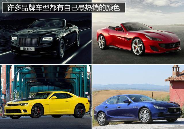 什么颜色的车最安全?必知的汽车颜色常识!