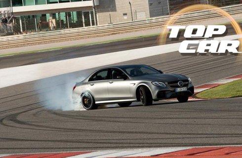 《TOP CAR》:百公里加速4秒内!性能级豪华轿车盘点