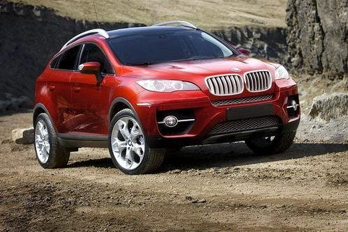 2014  Sketches on Bmw X4 Cross Border Car Latest Sketch Map Exposure 2014 Listing