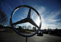 奔驰11月全球销量微增1.5% 在华年销量首超60万辆