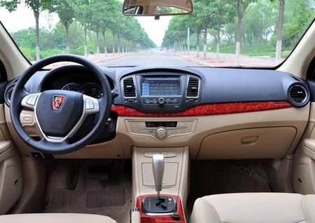 三款车型值的选择 荣威350全系导购