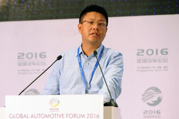 舒酉星:电动车反而会加剧污染的说法过于片面