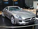 奔驰SLS AMG下半年上市