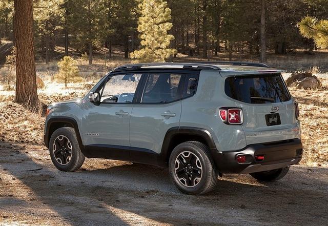 jeepsuv车型_jeep计划推出更小尺寸suv车型