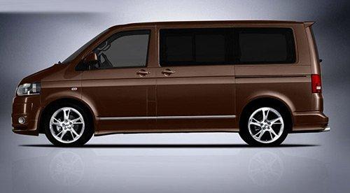 性格分裂:ABT改大众Multivan VW T5