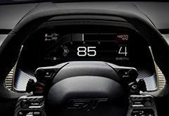 福特展示全数字仪表盘 驾控模式灵敏切换
