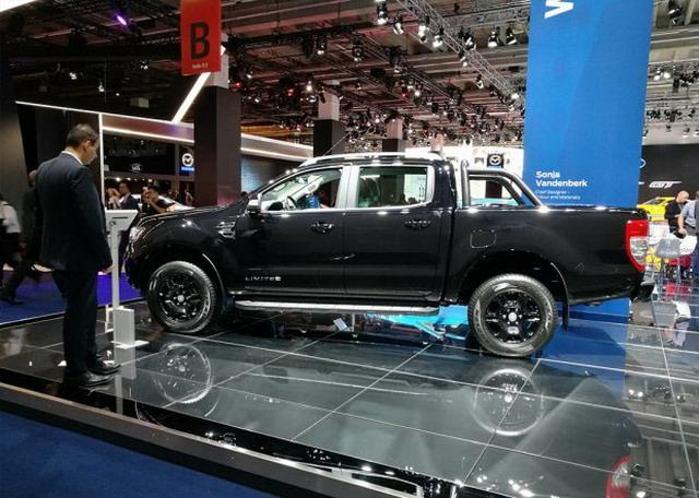 限量出售2500辆 福特Ranger限量版表态