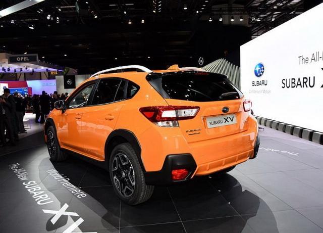 预计推出4款车型 全新斯巴鲁XV明日上市