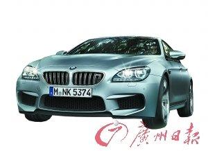 科帕奇2014款和全新BMW M6四门轿跑上市