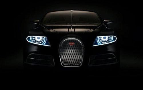 布加迪高性能电动车 功率可达811马力