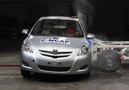 C-NCAP2012年改版 2013年正式实施