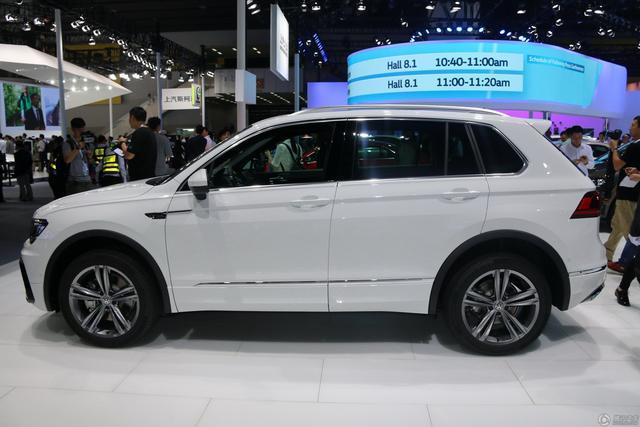 个个颜值爆表 点评4款车展高人气紧凑型SUV