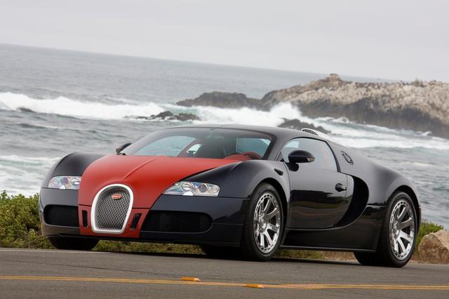 布加迪veyron爱马仕限量版