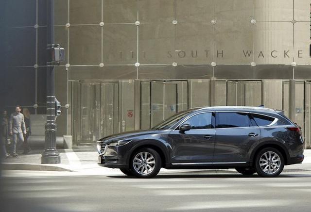 日本市场旗舰型SUV 马自达CX-8官图公布