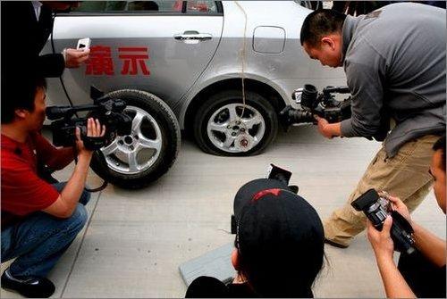 多一份保障 主流轮胎防爆技术解析(图)