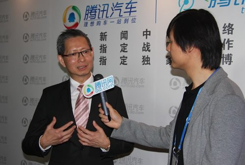 许智俊:宝马领先新能源发展 坚持氢能源