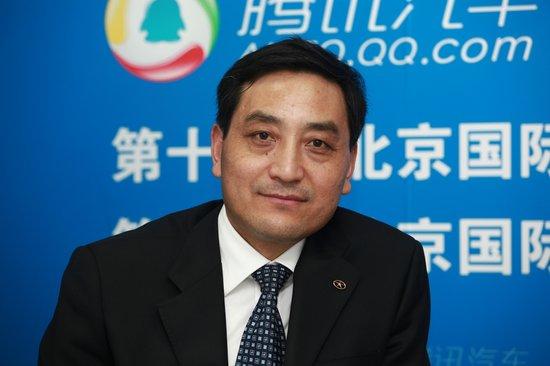 戴茂方:江淮汽车在公车市场将会有竞争力