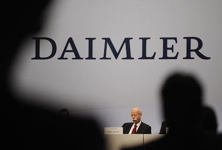 外媒:李书福已与蔡澈会面 吉利或加速入股戴姆勒