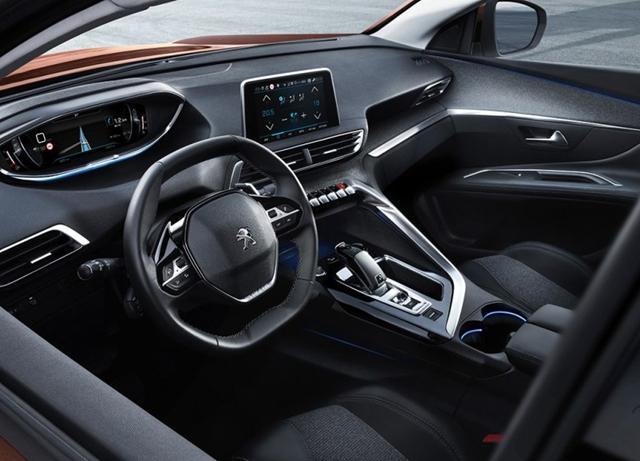 标致新一代3008全球首发 整体设计天马行空_汽车_腾讯