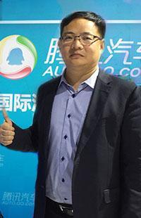 一汽轿车销售有限公司副总经理郭平