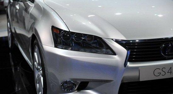 雷克萨斯GS450h动力详解 发动机节能30%