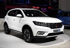 荣威2017年新车规划曝光 7座中型SUV将上市