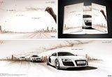 Audi品牌 沙画篇