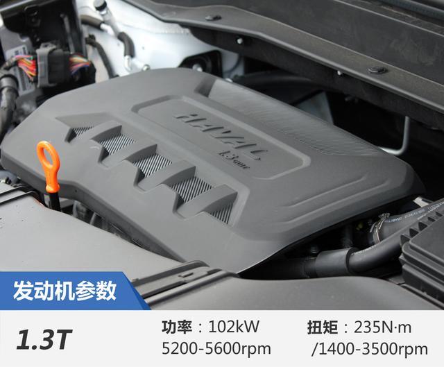 初段加速竟优于2.0T 试驾哈弗全新H6 1.3T
