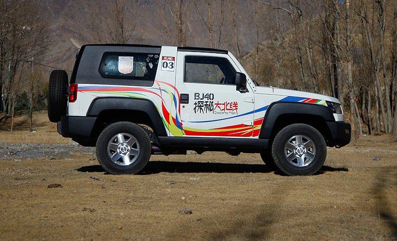 北京汽车BJ40