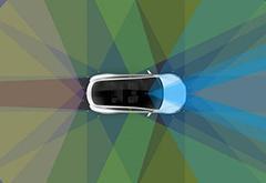 特斯拉推送Autopilot更新 自动驾驶模式限速72km/h