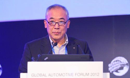 袁仲荣:加强战略合作 提高汽车整体竞争力