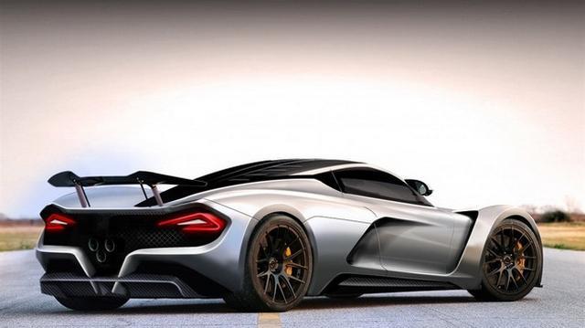 极速480km/h 超跑Venom F5将于11月公布