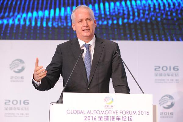 唐仕凯:汽车市场最好的时代将到来 将零事故零排放