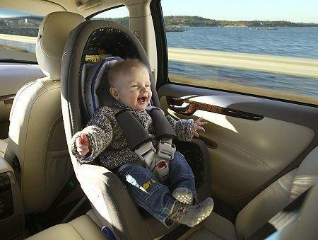 关注儿童乘车 让孩子的空间更安全