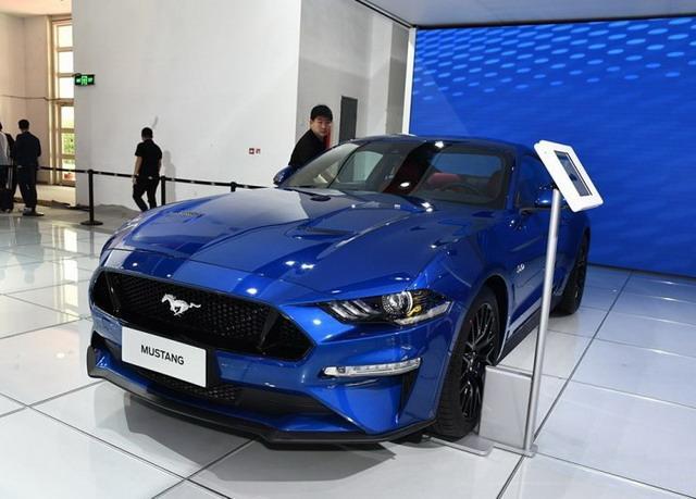 新款福特Mustang上市 售价40.38-59.18万元