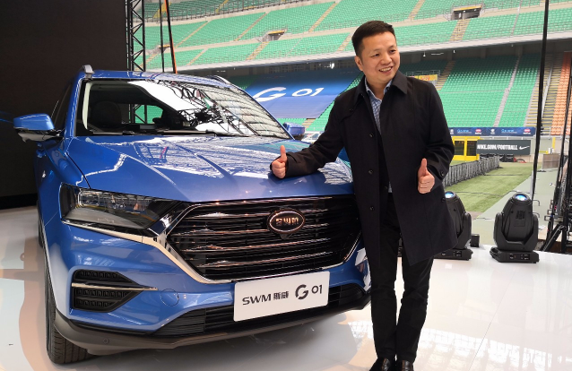 龚大兴:从斯威G01开始 我们要为全球市场造车