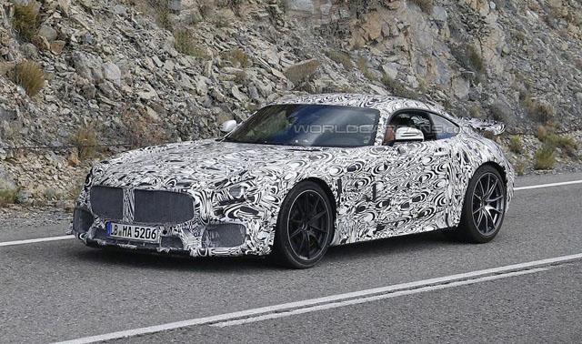 梅赛德斯-AMG不推极品跑车 资源不足