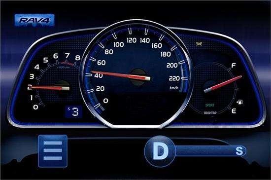 为啥时速表显示大于实际车速?90%的人不知道