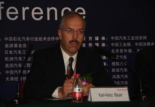 Bauer:霍尼韦尔在华创新产品将推向全球