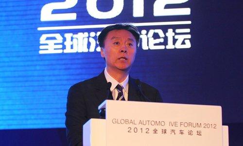 程宏:汽车产业投资是拉动GDP最有效途径