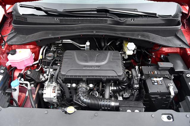 自主发力小型SUV 10万元新普产品受青睐