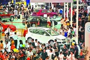 需求旺盛后劲十足 中国车市迎第三次浪潮