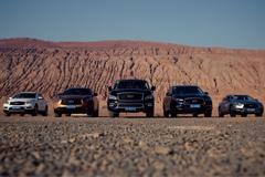 上得雪山下得沙漠 英菲尼迪SUV新疆之旅