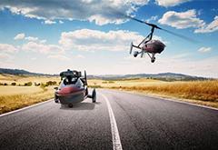 第一款商用飞行汽车即将上市 单价39.9万美元