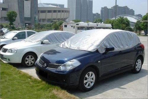 停车就选阴凉处 四招土法给车降温