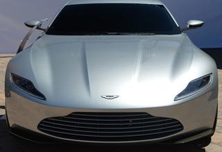 抢先解密最新007专享座驾 阿斯顿马丁DB10