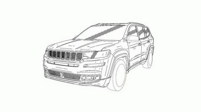 "Jeep首款7座SUV 或命名""大指挥官"""
