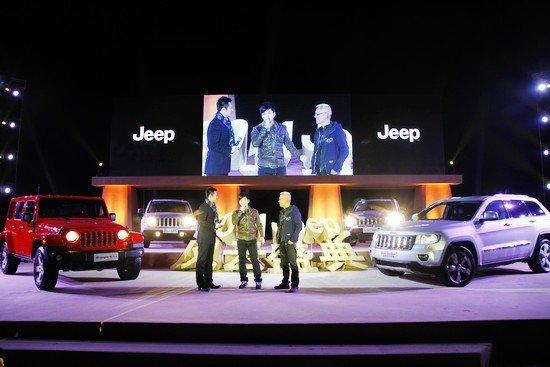 2012款Jeep牧马人亮相 大切SRT8下月发布
