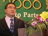 德尔福汽车系统(中国)投资有限公司副总经理蒋健先生