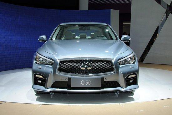 [新车解析]英菲尼迪Q50国内首发 明年国产